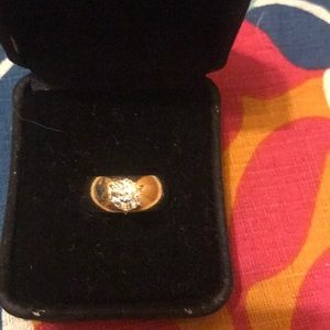 1 ct. Diamond Engagement Ring